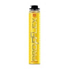 Монтажная пена Profflex Pro Yellow 65 Lite
