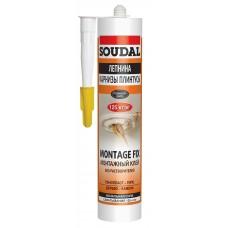 Клей монтажный полиуретановый Soudal Purocol 103955