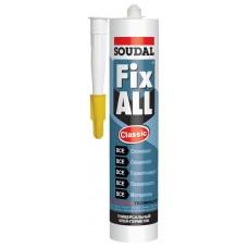 Гибридный клей-герметик Soudal Fix All Classic 106038