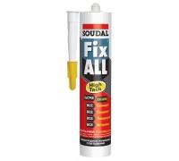 Гибридный клей-герметик Soudal Fix All Hight Tack 101459
