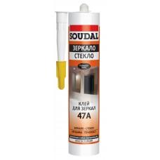 Клей монтажный каучуковый Soudal 47A 117384