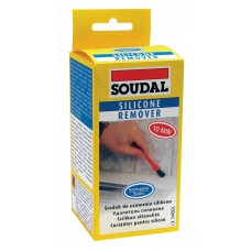 Удалитель силикона Soudal Silicone Remover 110757