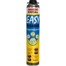 Полиуретановый клей-пена Soudal Soudabond EASY GUN Winter 127285