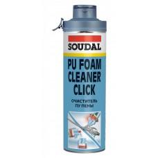 Очиститель монтажной пены Soudal Foam Cleaner Click&Clean 124180
