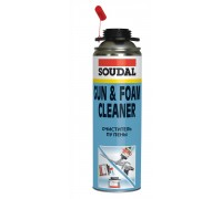 Очиститель монтажной пены Soudal Gun&Foam Cleaner 122716