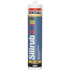 Герметик силиконовый нейтральный Soudal Silirub Color 114299