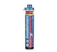 Монтажная пена Soudal Soudafoam Professional 60 Click&Fix Winter 115004
