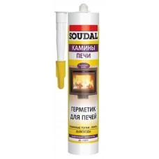 Герметик силикатный для печей Soudal Калофер 102829