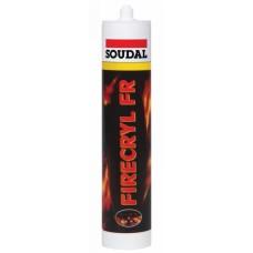 Герметик акриловый огнестойкий Soudal Firecryl FR 106329