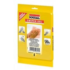 Очищающие салфетки Soudal Swipex 120874