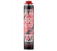 Монтажная пена Fireblock 65